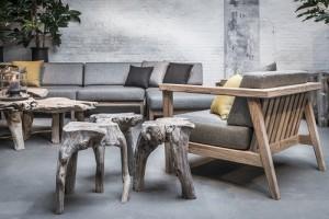 COPENHAGUE 1 seat & CUMI stool